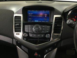 2013 Holden Cruze JH Series II MY13 SRi Silver 6 Speed Sports Automatic Hatchback