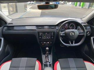 2016 Skoda Rapid NH MY16 Monte Carlo Spaceback DSG Blue 7 Speed Sports Automatic Dual Clutch