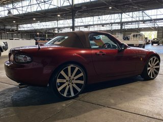 2005 Mazda MX-5 NC30F1 Red 6 Speed Sports Automatic Softtop
