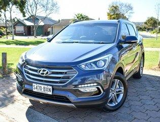 2016 Hyundai Santa Fe DM3 MY17 Elite Blue 6 Speed Sports Automatic Wagon.
