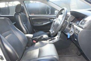 2003 Toyota Corolla ZZE123R Sportivo Silver 6 Speed Manual Hatchback