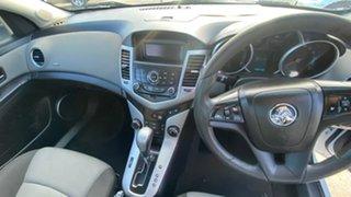 2012 Holden Cruze JH Series II MY13 Equipe Blue 6 Speed Sports Automatic Sedan