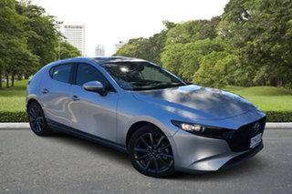 2021 Mazda 3 BP2HLA G25 SKYACTIV-Drive GT 6 Speed Sports Automatic Hatchback.