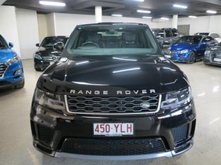 2018 Land Rover Range Rover Sport L494 18MY SE Black 8 Speed Sports Automatic Wagon