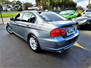 2010 BMW 3 Series E90 MY10.5 320i Steptronic Lifestyle Silver 6 Speed Sports Automatic Sedan