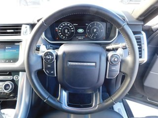 2017 Land Rover Range Rover Sport L494 17MY HSE Dynamic Black 8 Speed Sports Automatic Wagon