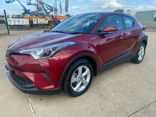 2019 Toyota C-HR NGX10R S-CVT 2WD Red/300519 7 Speed Constant Variable Wagon