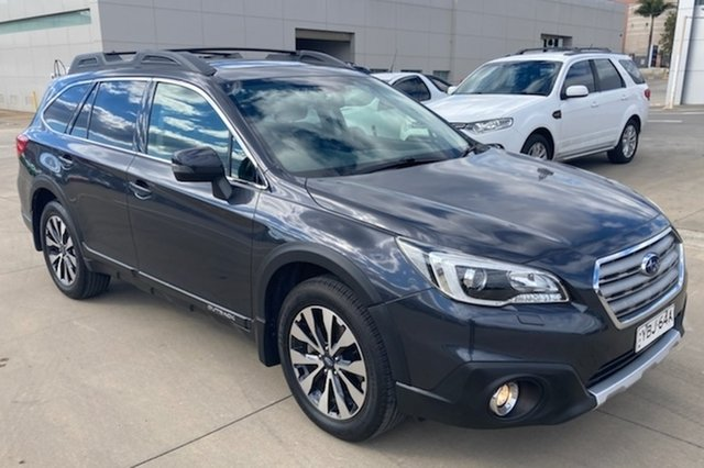 Used Subaru Outback B6A MY16 2.5i CVT AWD Premium Chullora, 2016 Subaru Outback B6A MY16 2.5i CVT AWD Premium Grey 6 Speed Constant Variable Wagon