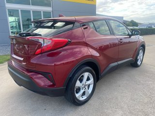 2019 Toyota C-HR NGX10R S-CVT 2WD Red/300519 7 Speed Constant Variable Wagon.