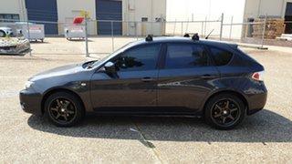 2009 Subaru Impreza MY09 RX (AWD) Grey 4 Speed Automatic Hatchback
