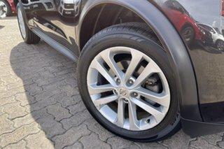 2013 Nissan Juke F15 ST-S (FWD) Black 6 Speed Manual Wagon.