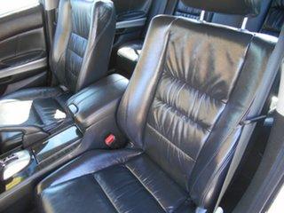 2009 Honda Accord 8th Gen V6 Luxury Silver 5 Speed Sports Automatic Sedan