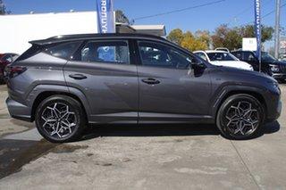 2021 Hyundai Tucson NX4.V1 MY22 2WD N Line Titan Gray 6 Speed Automatic Wagon