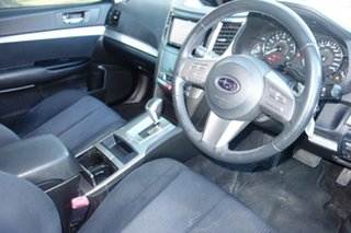 2012 Subaru Outback B5A MY12 2.5i Lineartronic AWD White 6 Speed Constant Variable Wagon