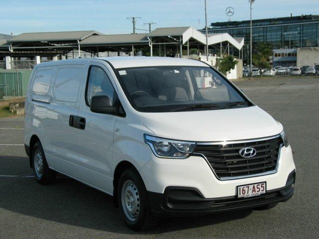 Used Hyundai iLOAD TQ4 MY21 3S Liftback Albion, 2020 Hyundai iLOAD TQ4 MY21 3S Liftback White 6 Speed Manual Van