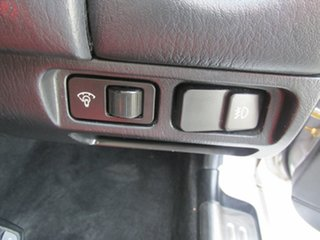 2004 Mazda MX-5 NB30P4 SE Silver 6 Speed Manual Softtop