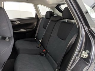 2011 Subaru Impreza G3 MY11 R AWD Grey 4 Speed Sports Automatic Hatchback