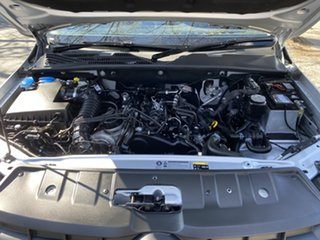 2014 Volkswagen Amarok 2H MY14 TDI420 4Motion Perm Trendline Silver 8 Speed Automatic Utility.