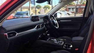 2018 Mazda CX-5 KF4WLA Touring SKYACTIV-Drive i-ACTIV AWD Red 6 Speed Sports Automatic Wagon