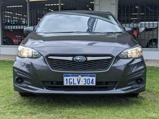 2017 Subaru Impreza G5 MY17 2.0i CVT AWD Grey 7 Speed Constant Variable Hatchback.