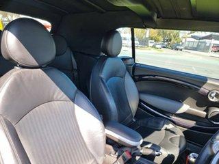 2009 Mini Cabrio R57 MY09 Cooper S Grey 6 Speed Manual Convertible