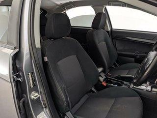 2016 Mitsubishi Lancer CF MY16 GSR Sportback Grey 6 Speed Constant Variable Hatchback