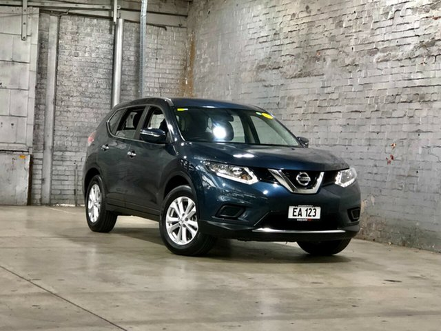 Used Nissan X-Trail T32 ST X-tronic 2WD Mile End South, 2016 Nissan X-Trail T32 ST X-tronic 2WD Blue 7 Speed Constant Variable Wagon