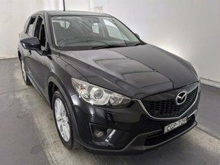 2012 Mazda CX-5 KE1021 Grand Touring SKYACTIV-Drive AWD Black 6 Speed Sports Automatic Wagon.
