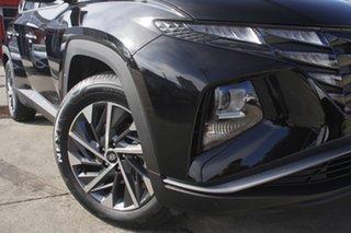 2021 Hyundai Tucson NX4.V1 MY22 Elite AWD Black 8 Speed Sports Automatic Wagon.