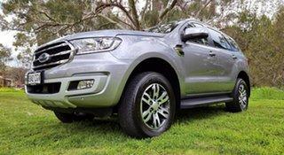 2019 Ford Everest UA II 2019.75MY Trend Aluminium 6 Speed Sports Automatic SUV