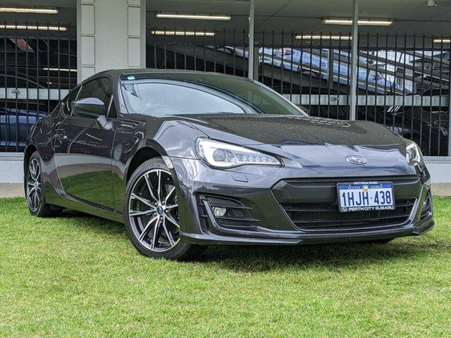 Used Subaru BRZ Premium Victoria Park, 2018 Subaru BRZ Premium Grey 6 Speed Manual Coupe