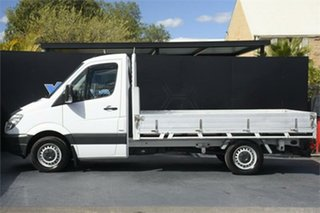 2011 Mercedes-Benz Sprinter NCV3 MY11 516CDI LWB White 6 Speed Manual Cab Chassis