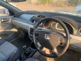 2007 Holden Viva VIVA White 5 Speed Manual Hatchback