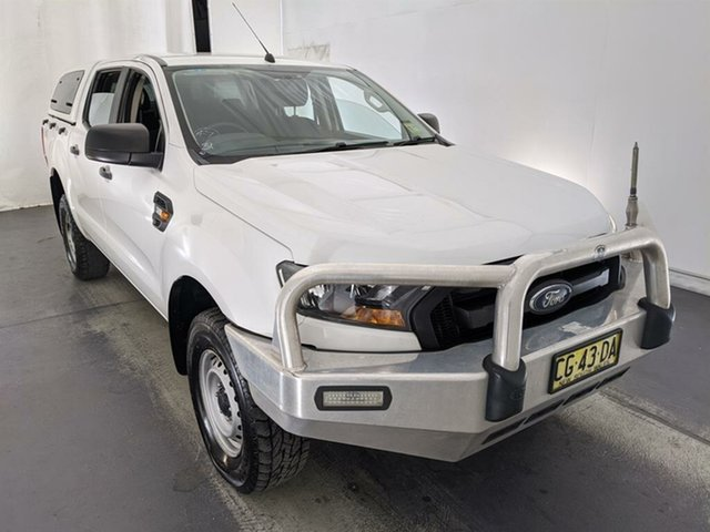Used Ford Ranger PX XL Maryville, 2015 Ford Ranger PX XL White 6 Speed Manual Utility