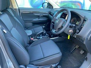 2021 Mitsubishi Outlander ZL MY21 ES 2WD Titanium 5 Speed Manual Wagon