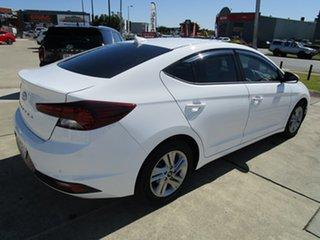 2020 Hyundai Elantra AD.2 MY20 Active White 6 Speed Sports Automatic Sedan