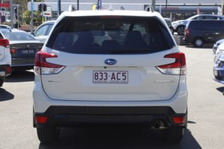 2020 Subaru Forester S5 MY21 2.5i-L CVT AWD White Pearl 7 Speed Constant Variable Wagon