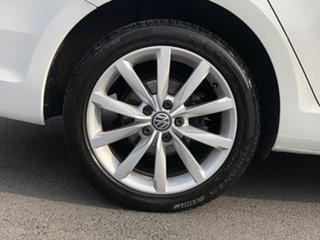 2017 Volkswagen Golf 7.5 MY18 110TSI DSG Comfortline White 7 Speed Sports Automatic Dual Clutch