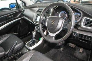 2014 Suzuki S-Cross JY GLX 4WD Prestige Silver 7 Speed Constant Variable Hatchback