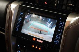 2019 Toyota Fortuner GUN156R Crusade White 6 Speed Automatic Wagon