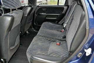 2002 Honda CR-V RD MY2002 Sport 4WD Blue 4 Speed Automatic Wagon