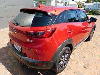 2018 Mazda CX-3 DK2W7A Akari SKYACTIV-Drive Red 6 Speed Sports Automatic Wagon