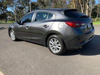 2017 Mazda 3 BN Series Maxx Grey Sports Automatic Hatchback.