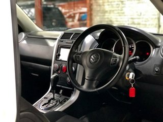 2016 Suzuki Grand Vitara JB Navigator White 4 Speed Automatic Hardtop
