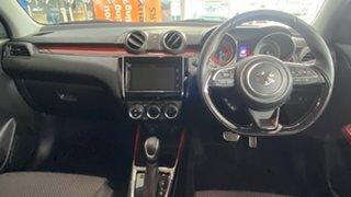 2018 Suzuki Swift AZ Sport Blue 6 Speed Sports Automatic Hatchback