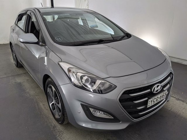 Used Hyundai i30 GD3 Series II MY16 Active X Maryville, 2015 Hyundai i30 GD3 Series II MY16 Active X Grey 6 Speed Sports Automatic Hatchback