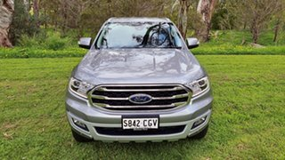 2019 Ford Everest UA II 2019.75MY Trend Aluminium 6 Speed Sports Automatic SUV.