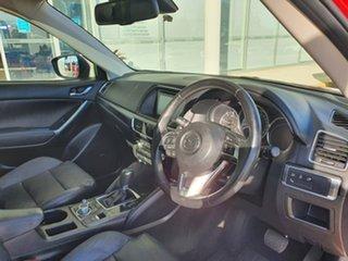 2016 Mazda CX-5 KE1032 Grand Touring SKYACTIV-Drive i-ACTIV AWD Red 6 Speed Sports Automatic Wagon