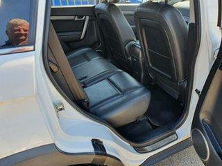 2009 Holden Captiva CG MY09 LX AWD White 5 Speed Sports Automatic Wagon