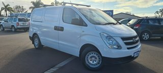 2012 Hyundai iLOAD TQ2-V MY12 White 6 Speed Manual Van.